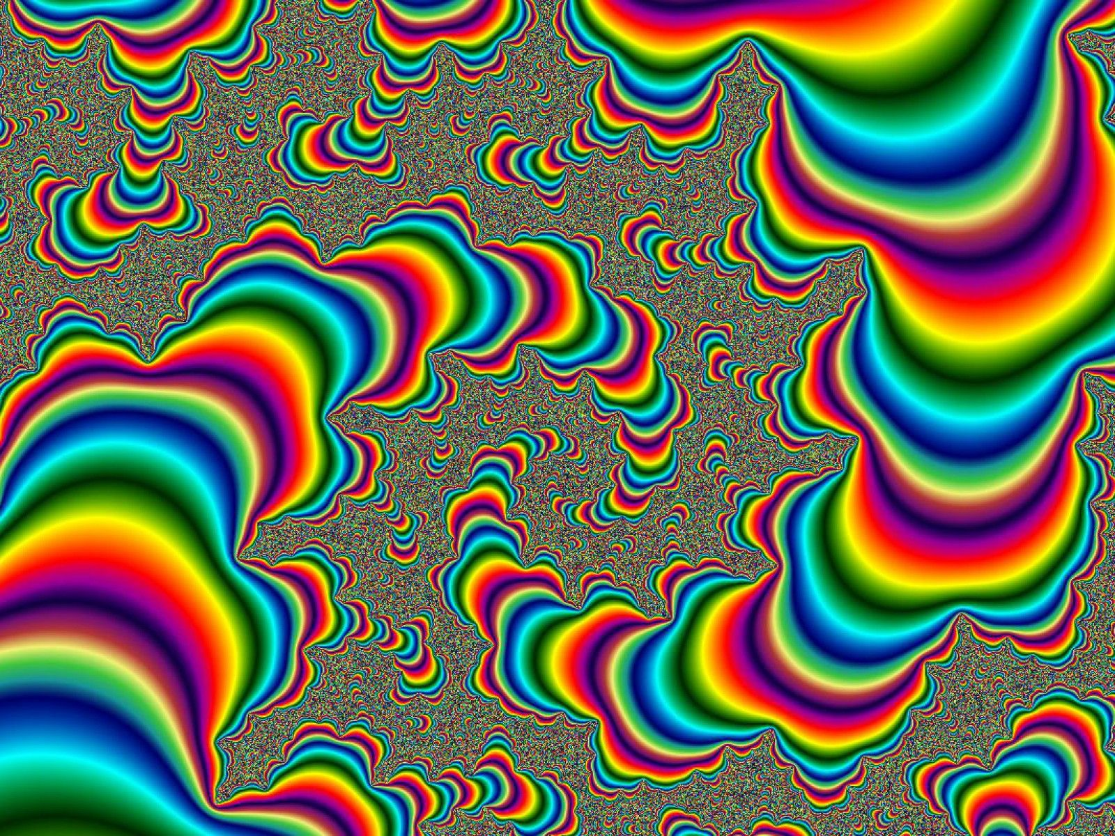 Trippy Moving Illusion...