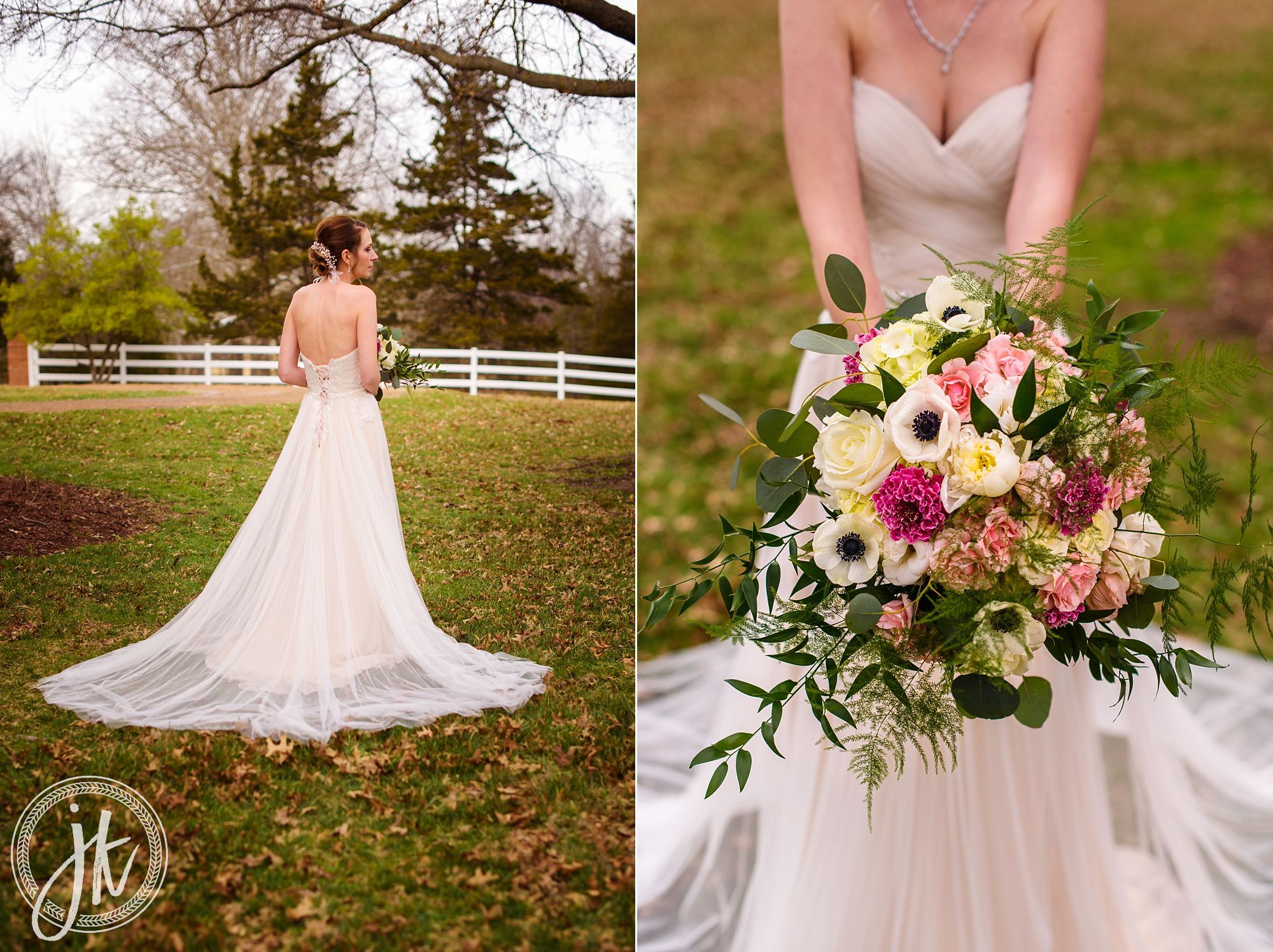 gorgeous wedding flowers for spring wedding. Columbia MO | Awesome ...
