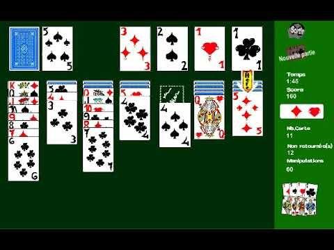 Solitaire Carte Gratuit Kondikle Classique Euro Cartes Gratuites