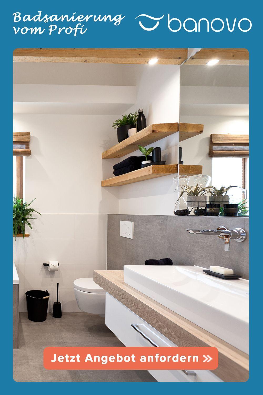 Genial Traumbad Aus Einer Hand Einrichtenundwohnen Farmhouse Bathroom Decor Dream Bathroom Dream Bath
