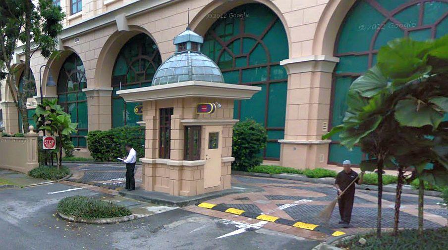 Plymouth Avenue, Singapore, Singapore