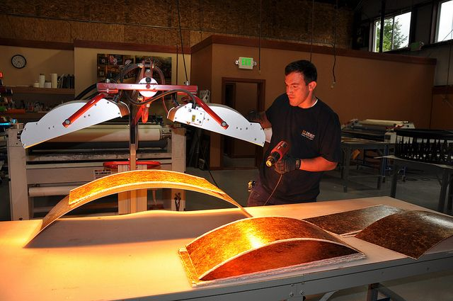 Casino Decor Fabrication | Mica Decor Element | Casino Decor Manufacture | Gold River Casino by I-5 Design & Manufacture