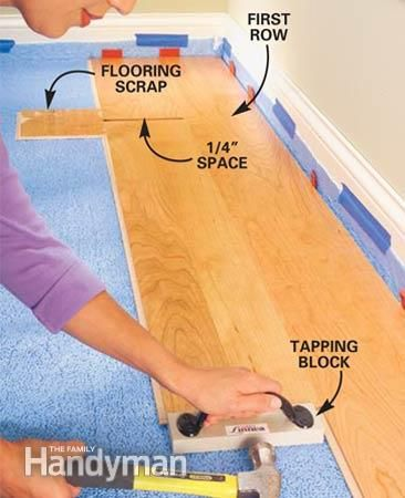 Guide To Installing Laminate Flooring House Pinterest Laminate