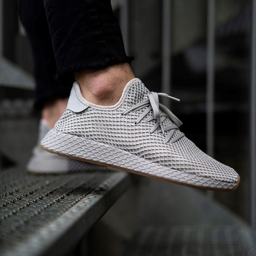 e5f41c6175056 adidas Deerupt Light Grey – brandneuer Streetstyle Sneaker von adidas!