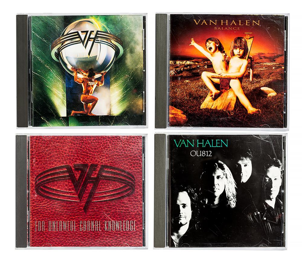 Pin En Sammy Hagar And Van Halen