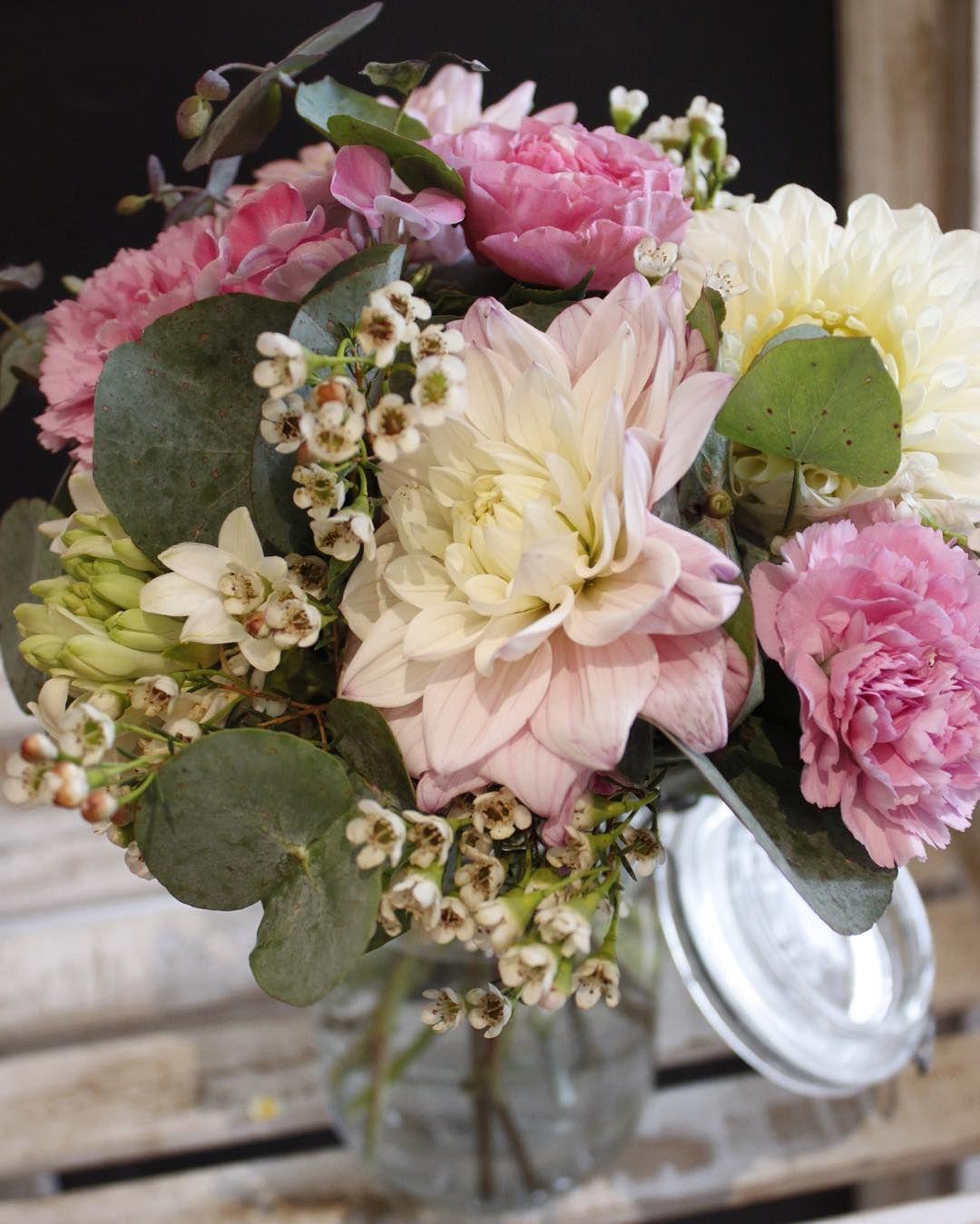 Bouquet Fleurs Instaflower Douceur Sweetness