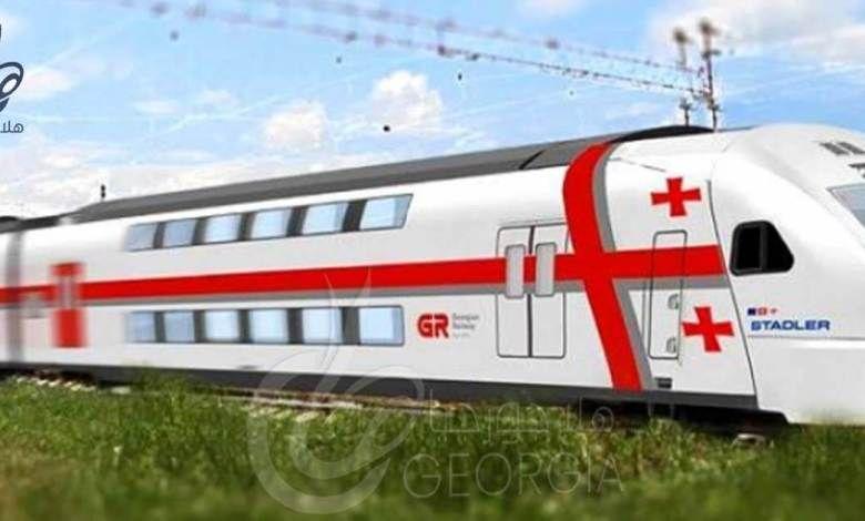 مفاوضات لتصنيع قطارات Stadler السويسرية العالمية محليا في جورجيا Train Vehicles Bus