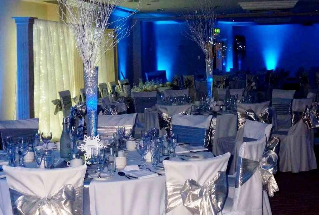 Blue Wedding Decorations Ideas Royal Blue Mother Barrett Wedding