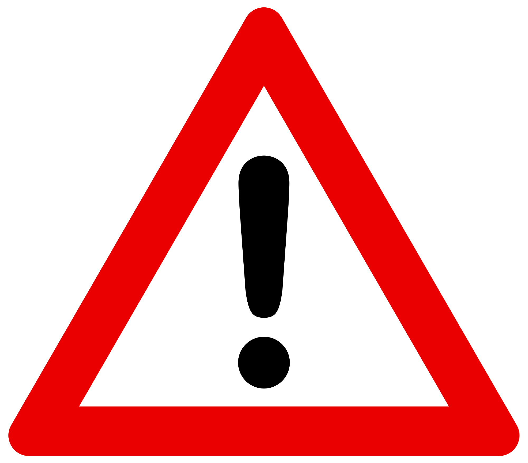 Warning Sign Illustration Computer Icons Weather Warning Iconfinder Alert Icon Free Icons Transparent Background Png Clipa Computer Icon Free Icons Clip Art