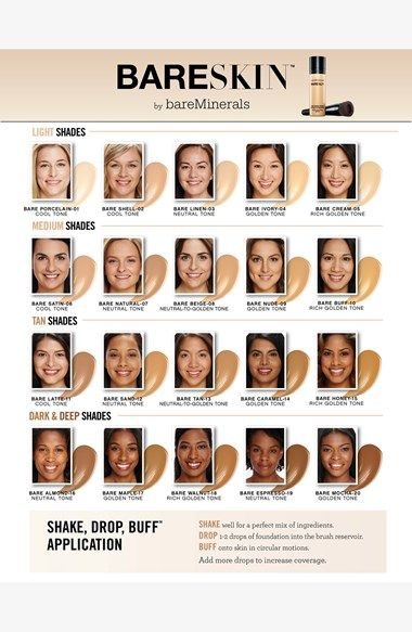 bareMinerals® \u0027bareSkin®\u0027 Pure Brightening Serum Foundation Broad