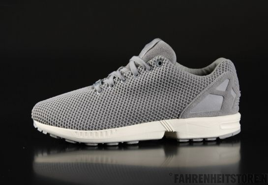 new concept b2015 88772 Adidas - Adidas ZX Flux Sneaker CH Solid Grey Ftw White B34499 -  Fahrenheitstore