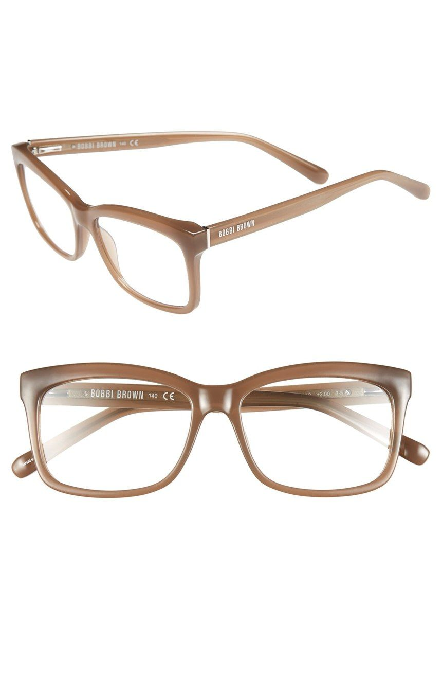 66b3d22aced Free shipping and returns on Bobbi Brown  The Brooklyn  53mm Reading Glasses  at Nordstrom.com. Sleek
