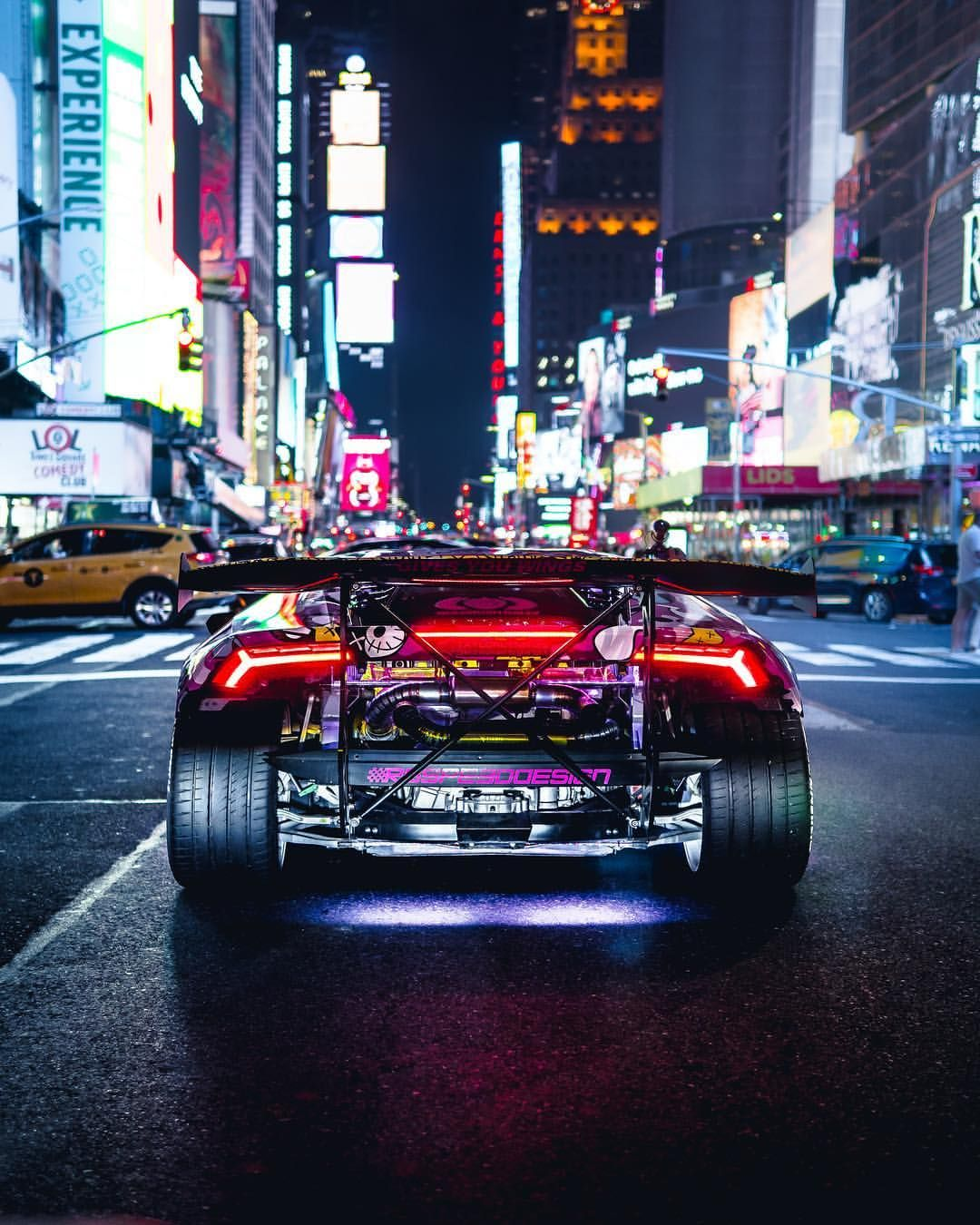 Nyc Playground With This Huracan Alex Choi Brixtonforged R Ego
