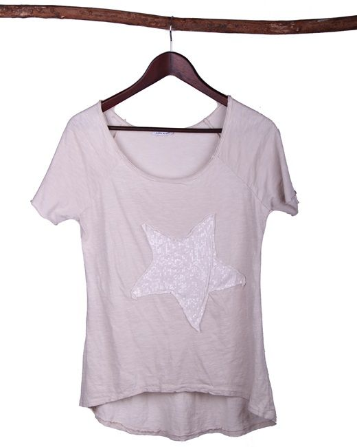 cute shirt with star