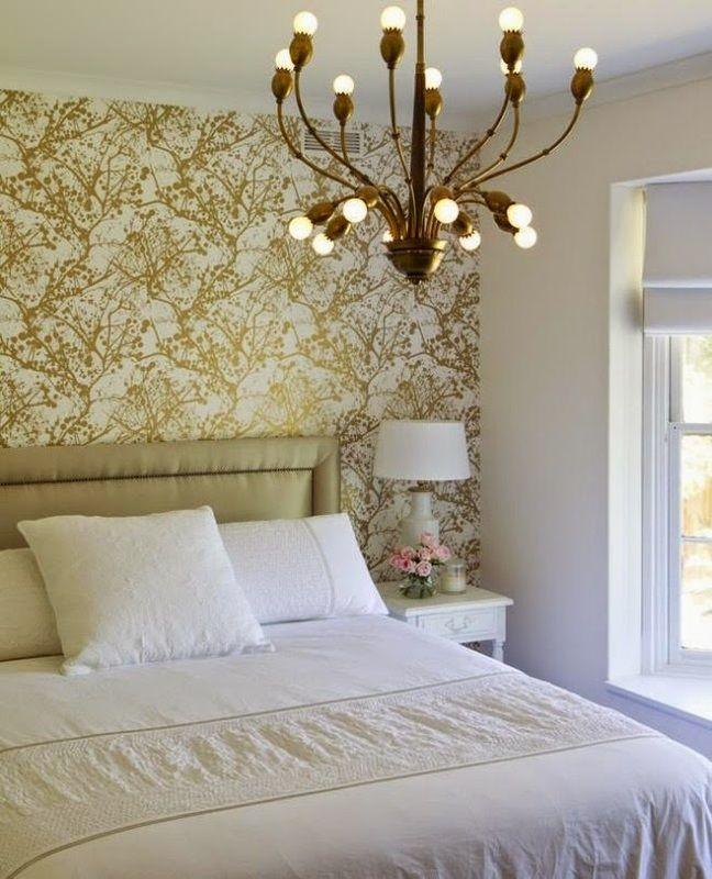Ferm living wilderness wallpaper hobart bedroom for Tapetenmuster schlafzimmer