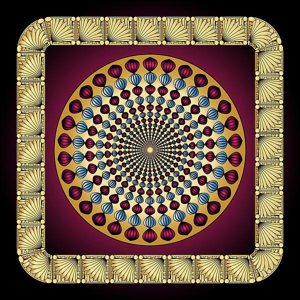Mandala Fine Art Prints for sale at http://alan-bennington.artistwebsites.com/
