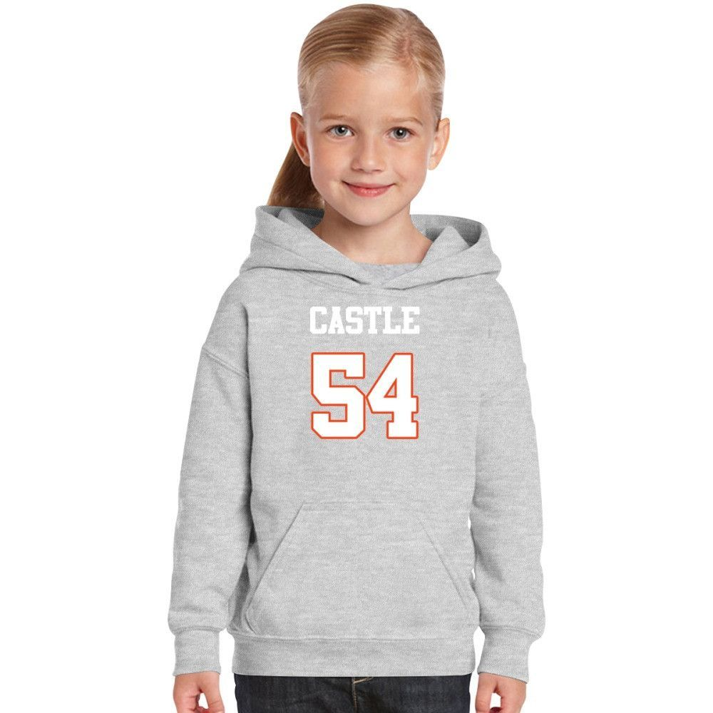 Blue Mountain State Thad Castle B 1950 Kids Hoodie