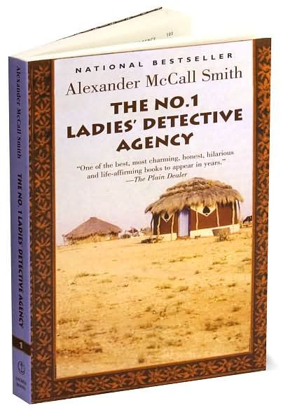 #1 Ladies Detective Agency.  Haven't read the books but loved the HBO series