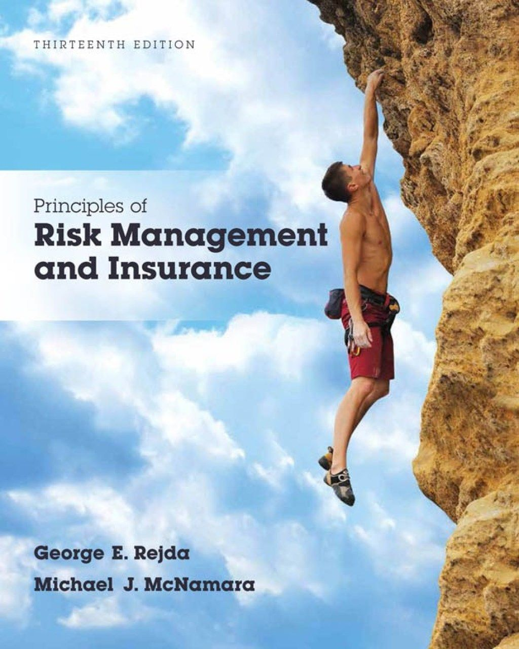 Principles Of Risk Management And Insurance Ebook Rental Risk Management Life And Health Insurance Test Bank
