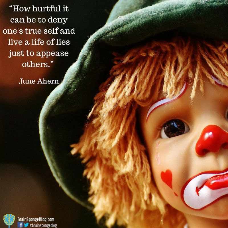 Always be yourself. A quote by June Ahern