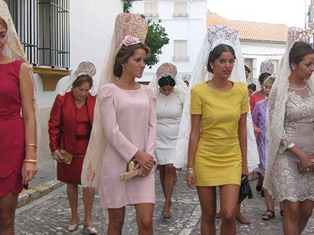 Vestidos de fiesta en estepa sevilla