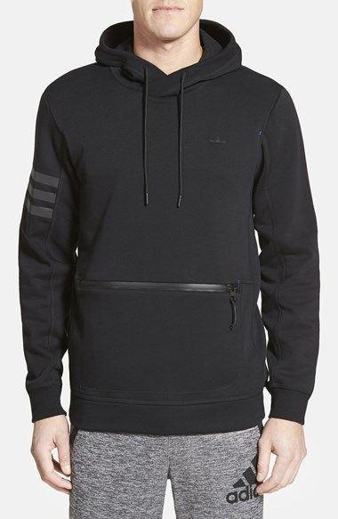 adidas Originals 'Sport Luxe' Fleece Hoodie Click link for