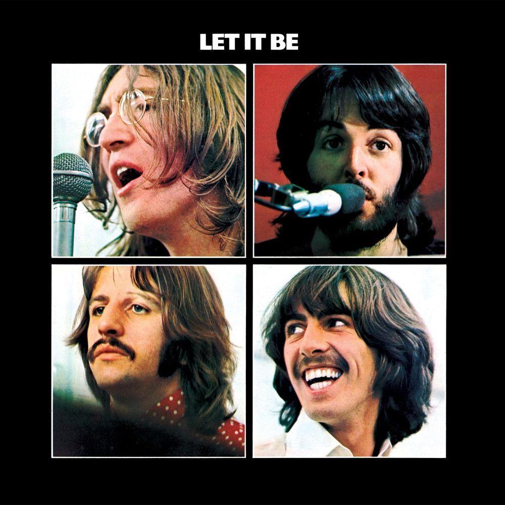 The Beatles - Let It Be (1970) 歌詞 lyrics《經典老歌線上聽》