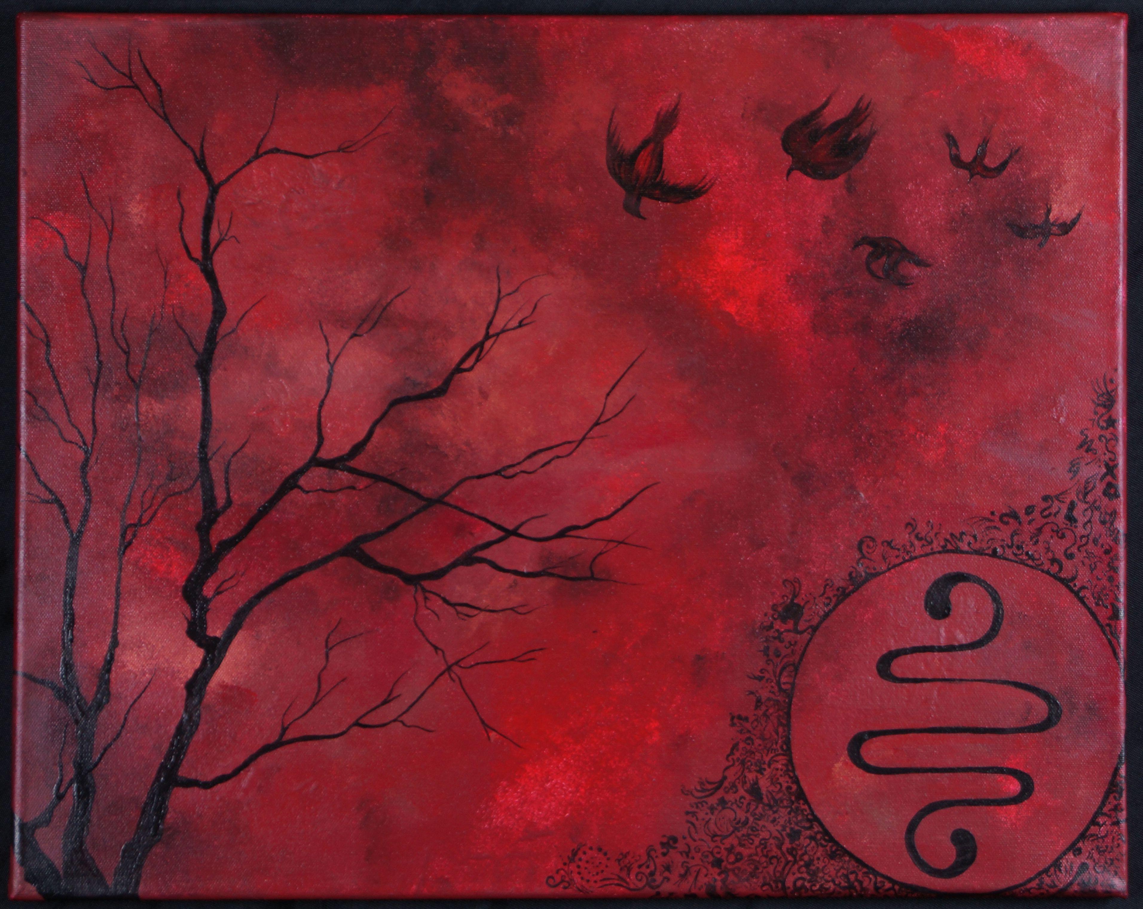 red moon symbolism - photo #47