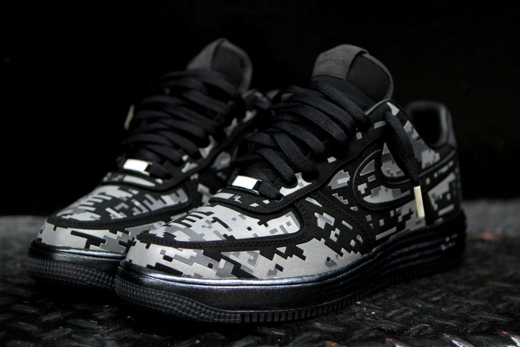 Nike Air Force One Digi Camo White Sox