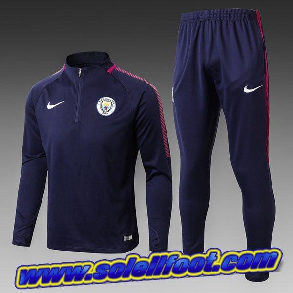 ensemble de foot Manchester City solde