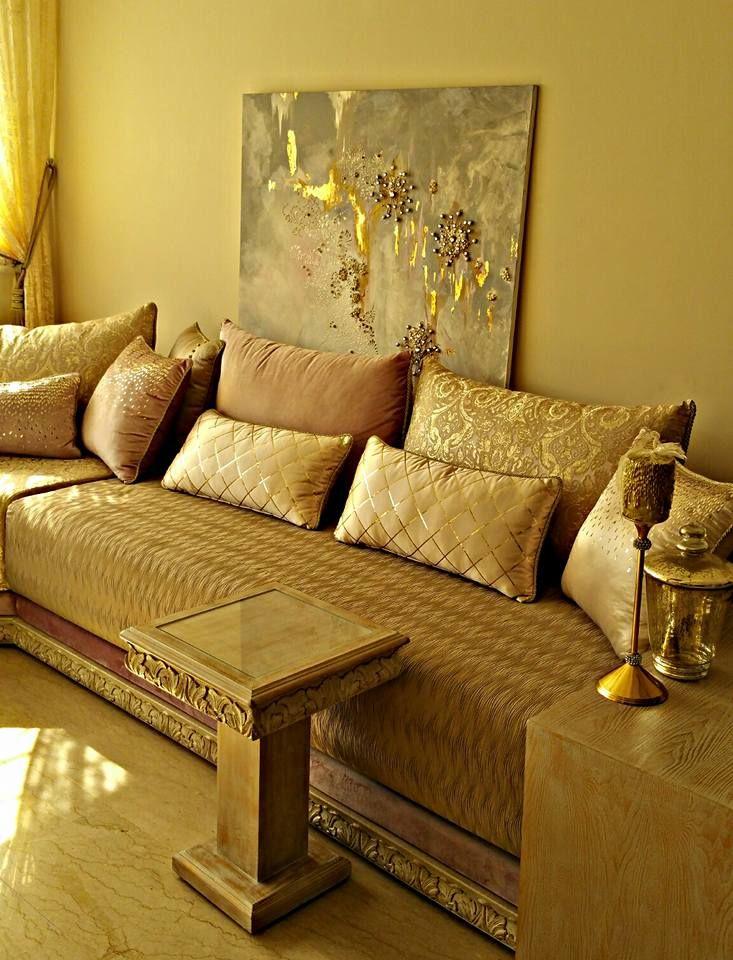 Pin by Imane Azzouzi on Moroccan Touch Pinterest Salons - moderne marokkanische wohnzimmer
