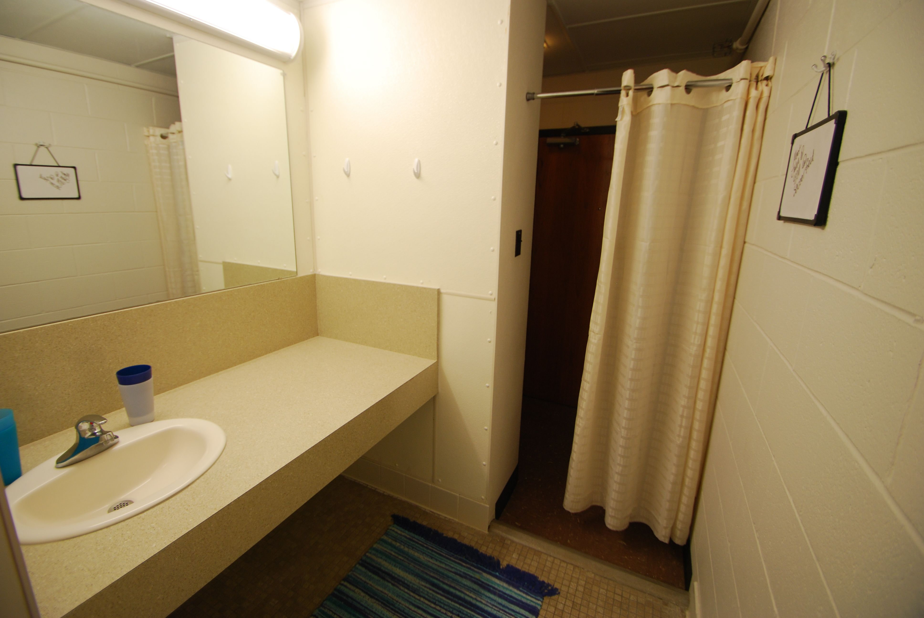 kirby smith has suite style bathrooms