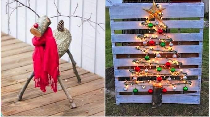 Déco De Noël : 39 Super Idées Pas Chères Et Faciles Pour l ...
