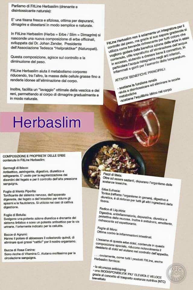 herbaslim benefici)