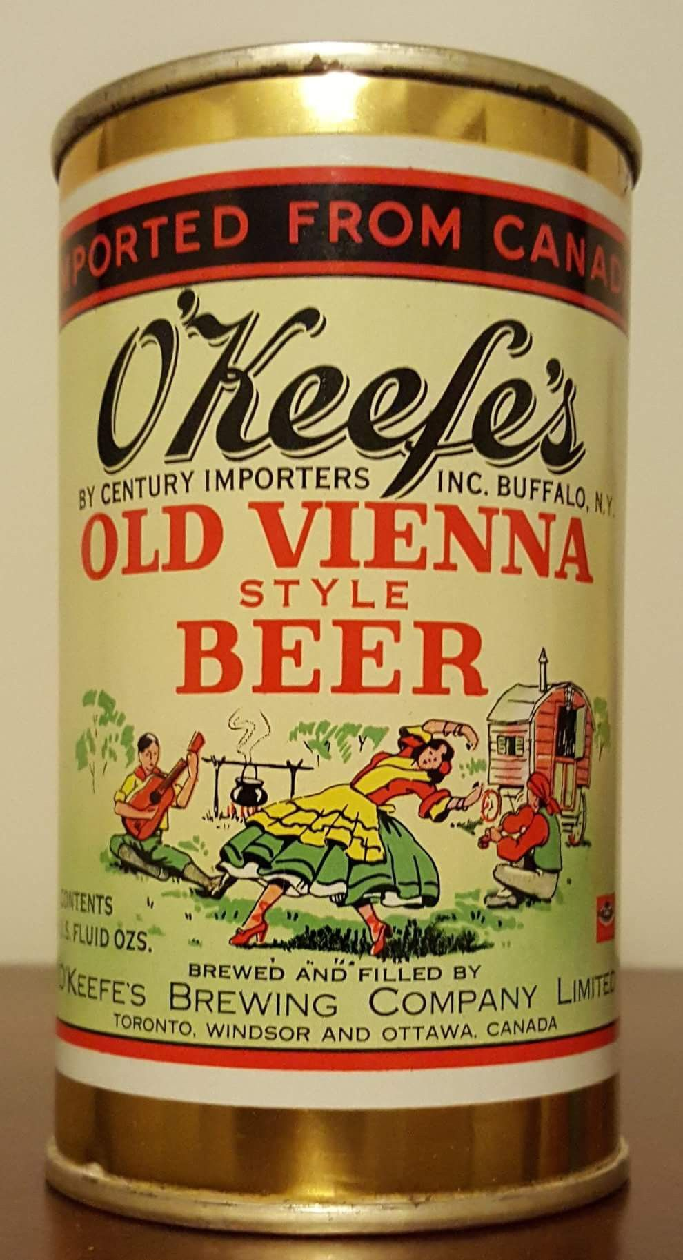 Image result for pictures of Old Vienna cans