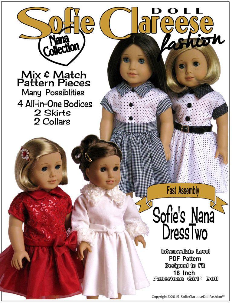 Sofie\'s Nana Dress Two 18\