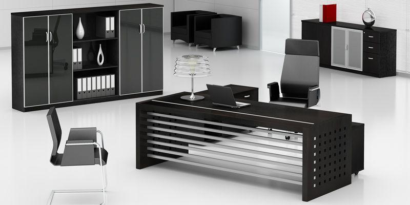 BüromöbelShop #BüroSchreibtische #ArbeitszimmerSet Büromöbel Online ...