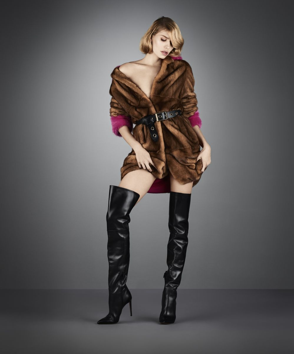 3aede188f7ad Shoes of the week  Casadei for Lena Perminova