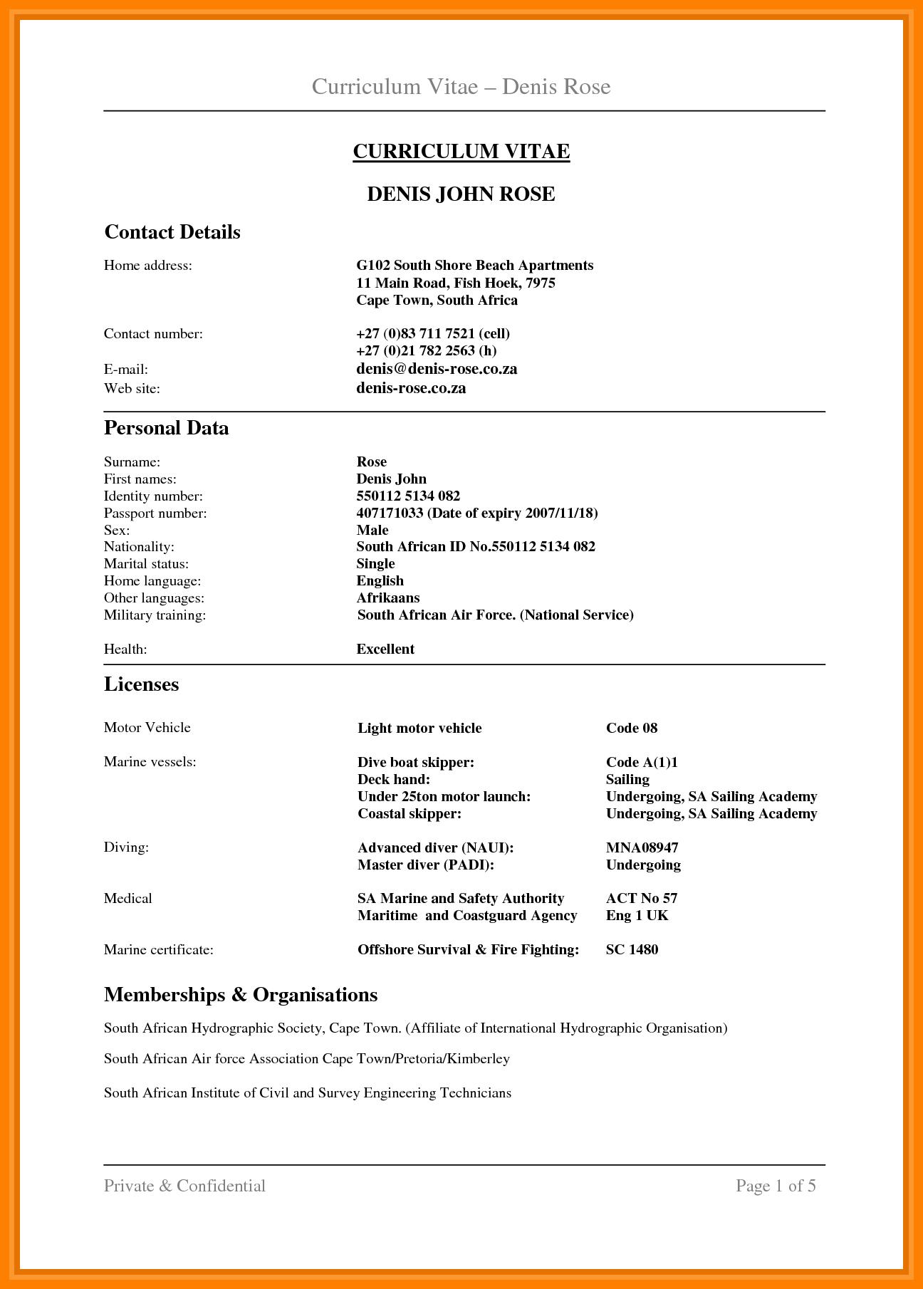 cv template  cv resume template  templates  resume format