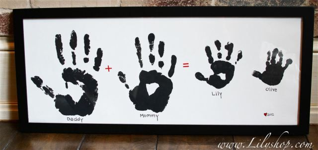 40 Fun and Creative Handprint Crafts - Baby Handprints