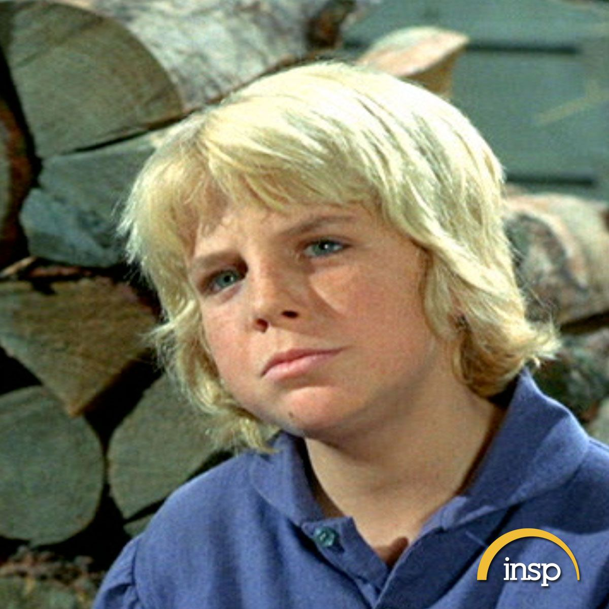 """Above: Darby Hinton as Israel Boone on """"Daniel Boone"""""""