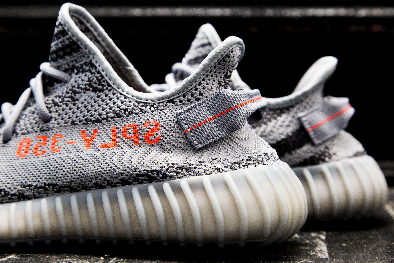 adidas Originals YEEZY BOOST 350 V2 Beluga 2 0 Grey Bold Orange DGH Solid  Grey Sneakers Release Date Info Drops Confirmed App November 25 2017 Kanye  West 84966728c