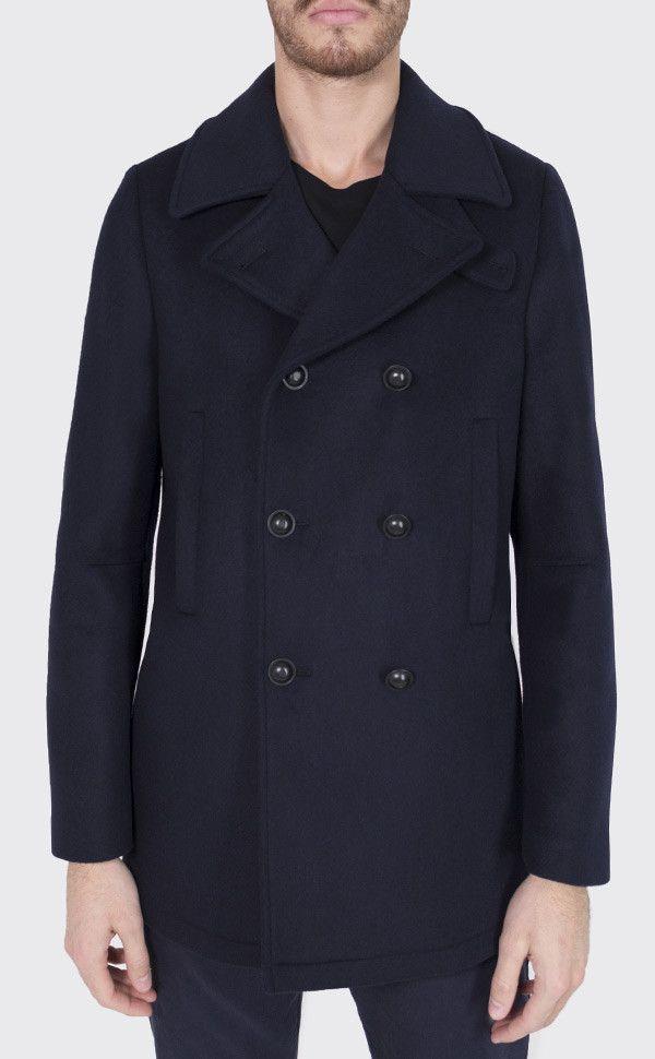 Le caban homme - homme vestes et manteaux caban - Maisonstandards ... 7b0183b5f11