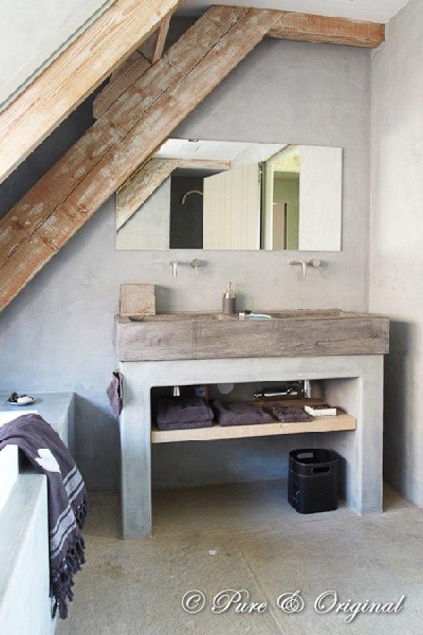 Marrakesh verf badkamer   Badkamers   Pinterest - Verf badkamer ...