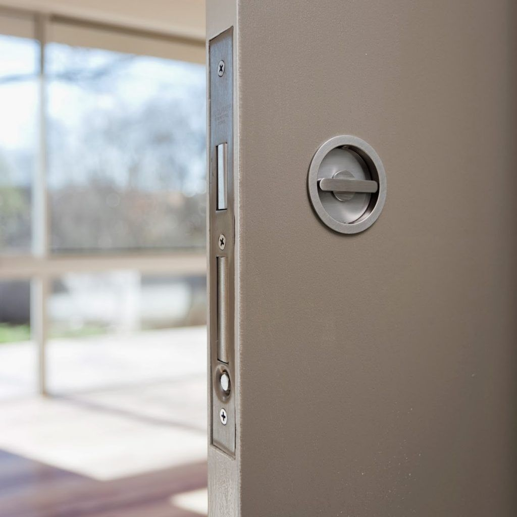 Bathroom pocket doors - Pocket Door Hardware For Bathroom