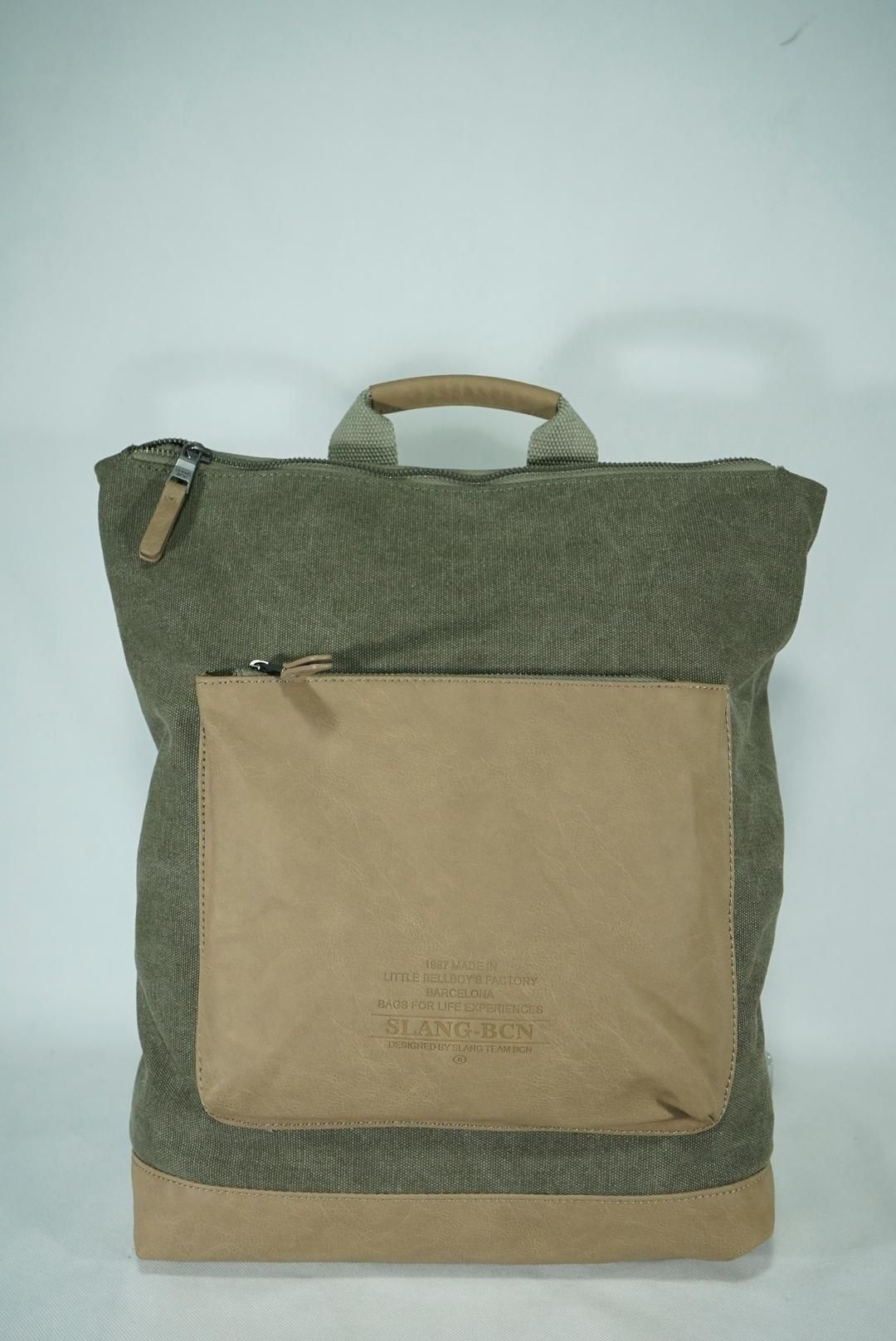 8dc802c5b Comprar Bolso Mochila S Slang SIROCO RETURN Khaki SI1 49 online ...