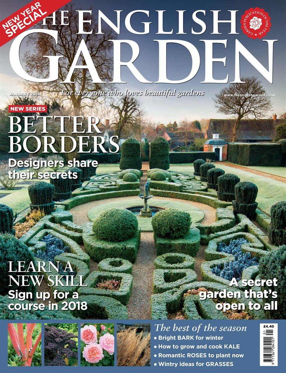 The English Garden Magazine Amazing Gardens Beautiful Gardens