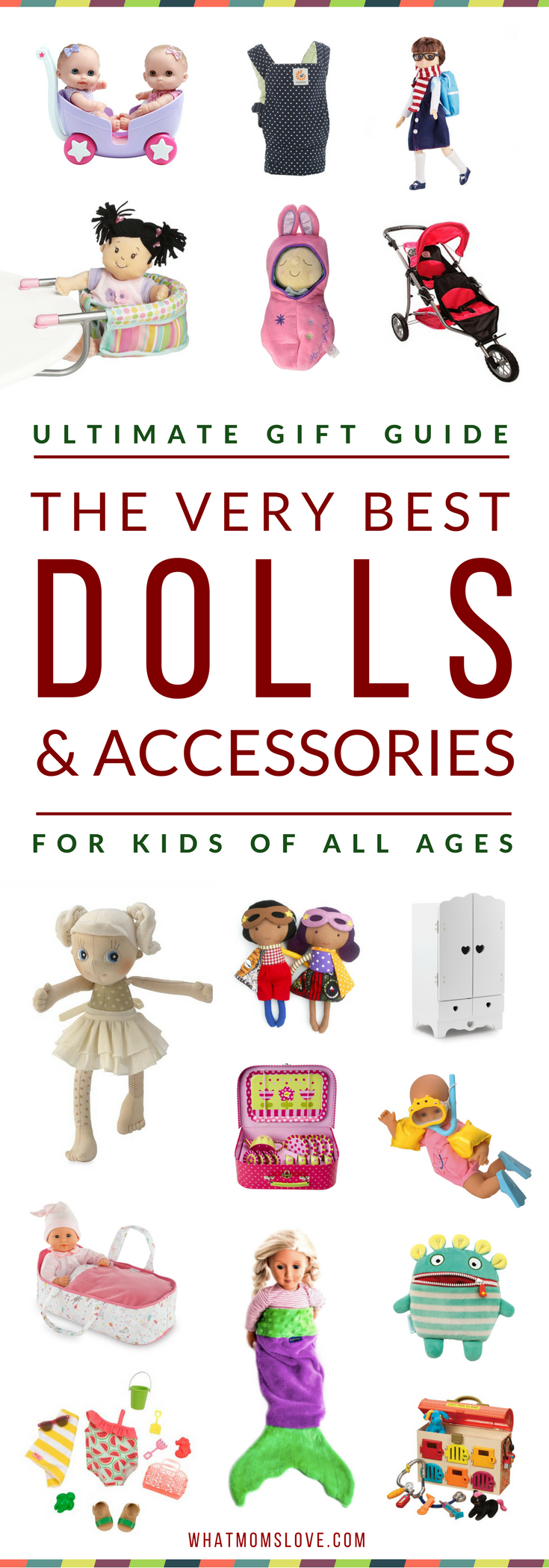 Gift Guide The Best Babies Dolls Amp Accessories For All