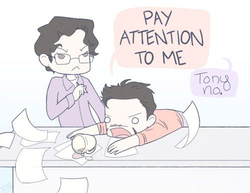 pay attention to me