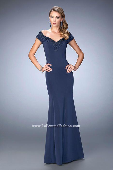 La Femme Evening 22716 La Femme Evening Estelle\'s Dressy Dresses in ...